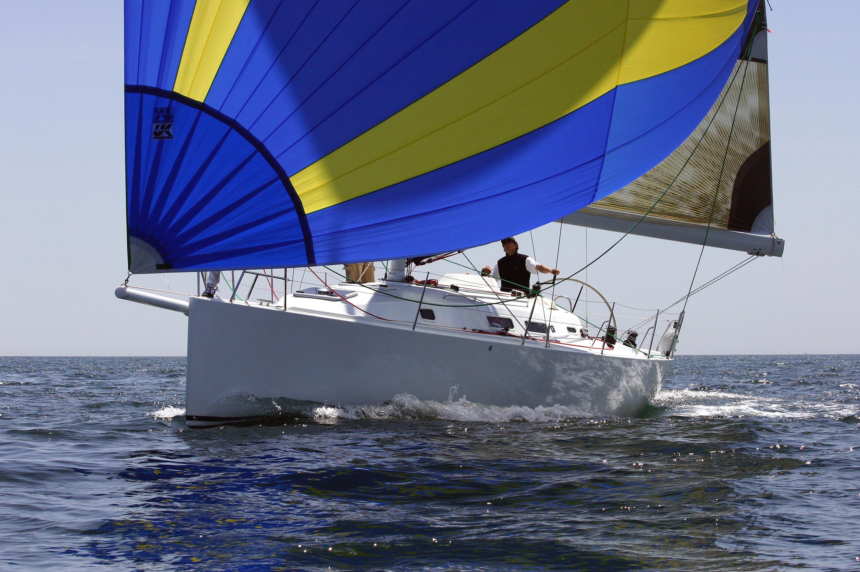J122 Navegando Con Spi