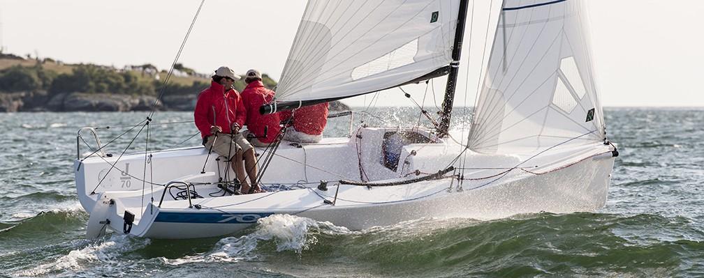 J70 un velero para navegantes experimentados y principiantes